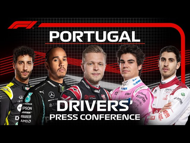 2020 Portuguese Grand Prix: Drivers' Press Conference Highlights