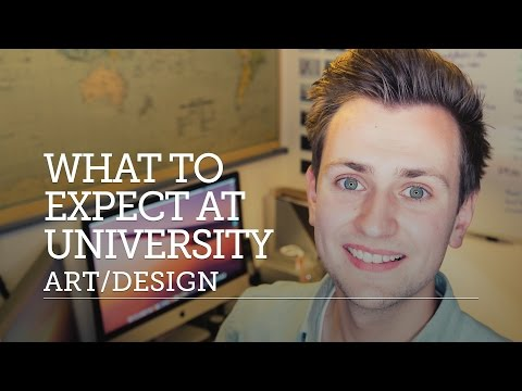 ART COLLEGE / UNIVERSITY ADVICE – Back to School