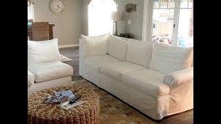 Slipcover for Sectional Sofa