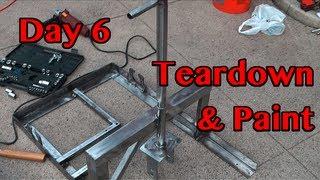 Motorized Desk Chair Build - Day 6