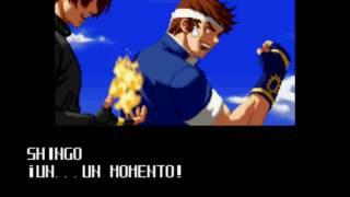 The King Of Fighters 2003 - Benimaru Team Ending [Español]