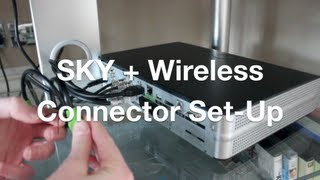 SKY On Demand Wireless Connector Set-Up & UnBoxing