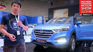 FI Review All New Hyundai Tucson from IIMS 2016