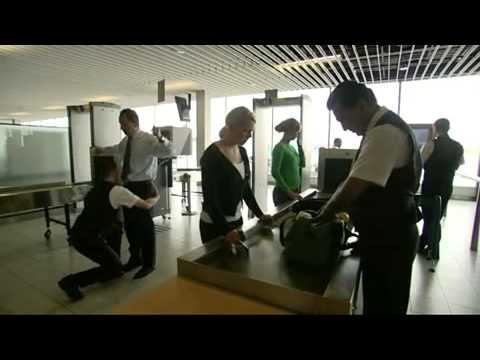 Uitleg - G4S Aviation security.
