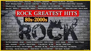 รวมเพลงสากล ROCK ยุค 80s-2000s