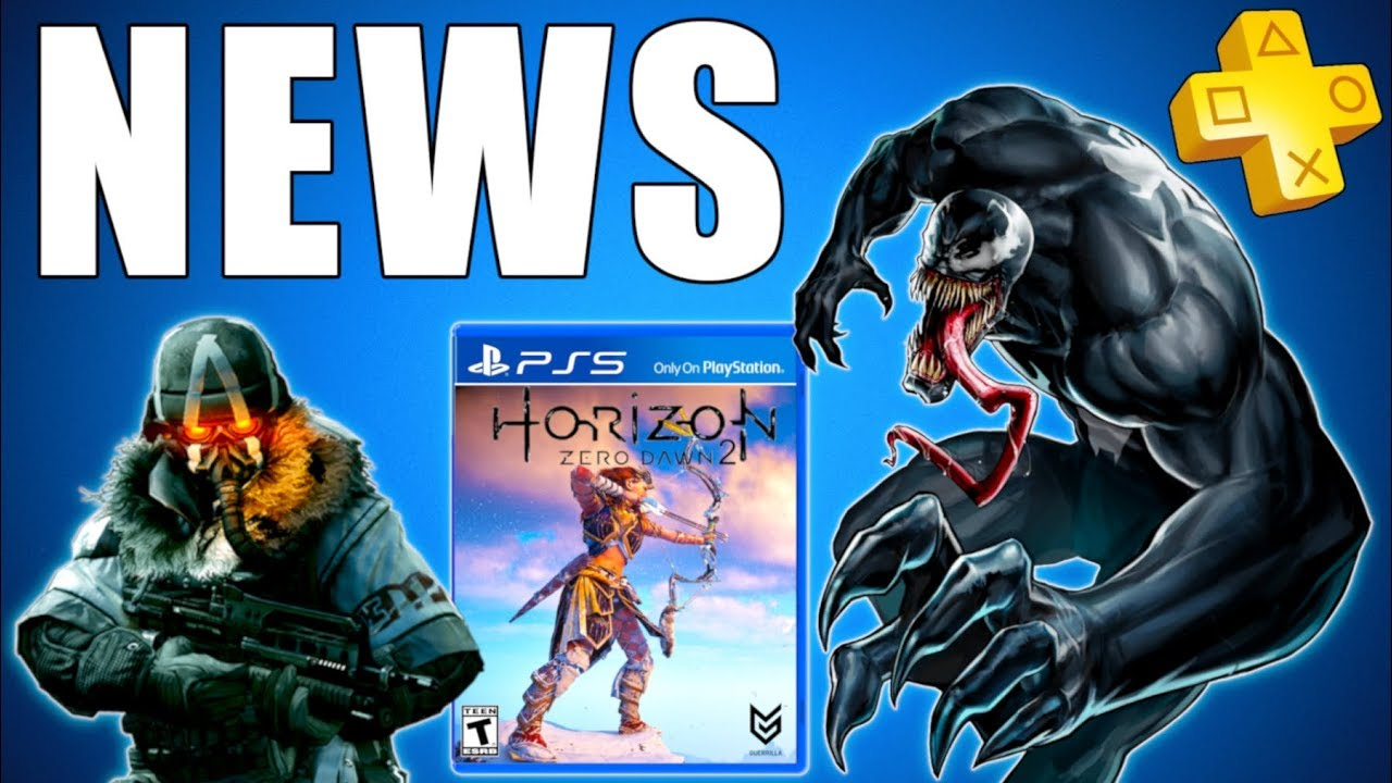 PS PLUS FREE Games Update - EXCLUSIVE PS4 & PS5 New Games (Playstation News)