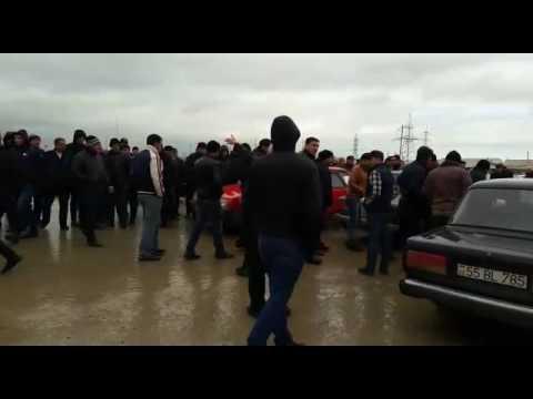 Şahbaz Şahbazovun Həyat Yoldaşı Fırıldaqçı Arzu Sumqayıt Maşın Bazarında Guya Döyüldü