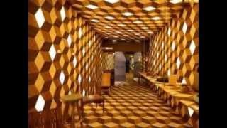 Мягкая плитка для стен. Декор стен мягкими панелями.(Это видео создано в редакторе слайд-шоу YouTube: http://www.youtube.com/upload., 2015-01-27T13:48:54.000Z)