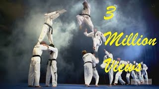 World best Taekwondo Skills by Superhumans