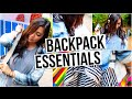 10 Things You Need In Your Backpack!! | Back To School Essentials