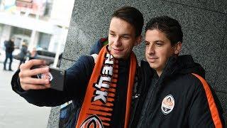 A walk around Kharkiv before the match vs Feyenoord