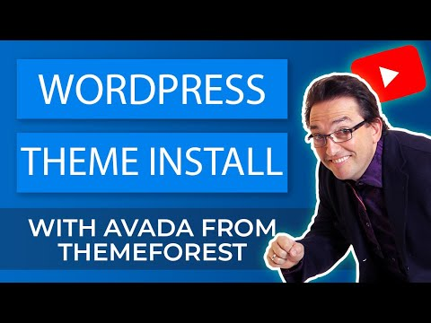 How to Install Themeforest WordPress Theme & Other Purchased WordPress Themes
