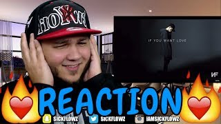 ❤🔥 REACTION!! 🔥❤ NF - If You Want Love (Audio)