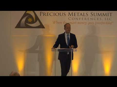 Presentation of Ronald Stöferle at the 2017 Precious Metals Summit London