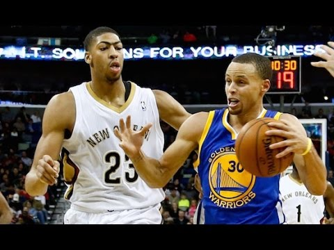 Golden State Warriors Defeat New Orleans Pelican