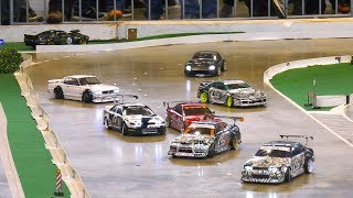 RC MODEL DRIFT CARS IN GREAT PERFORMANCE!! *RC SCALE DRIFT CARS FAST AND FURIOUS STYLE