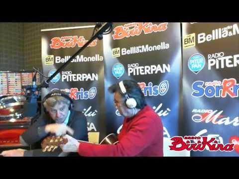 Intervista - Bobby Solo - Radio Birikina
