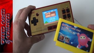 Ultimate Famicom Cardridge Based Handheld... and it's CHEAP to buy !!!!