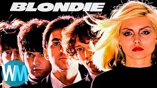 Video Top 10 Best Blondie Songs download MP3, 3GP, MP4, WEBM, AVI, FLV Desember 2017