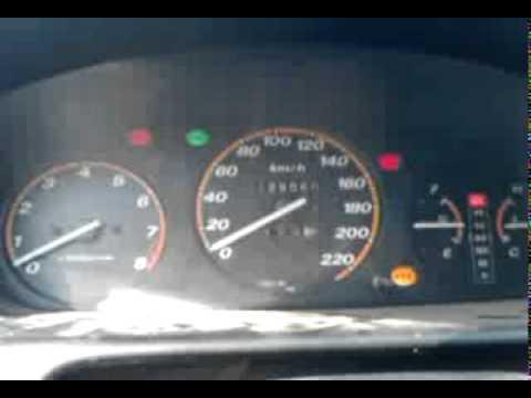 Honda CR-V RD1 не заводится