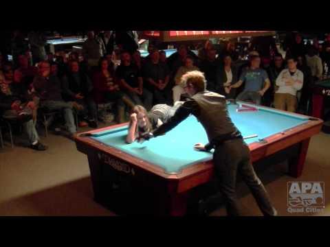 "Florian ""Venom"" Kohler - Sharky's Billiards"