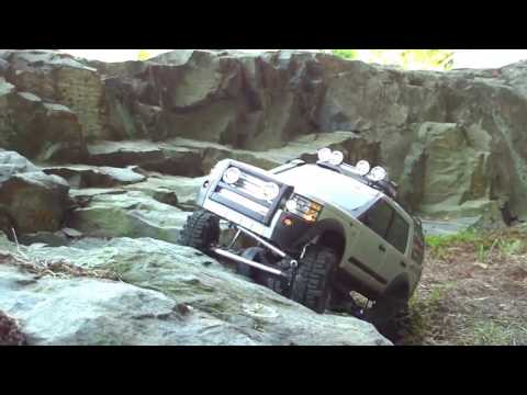 **UNLISTED** RC Land Rover and Ford off road Adventure Part *4*