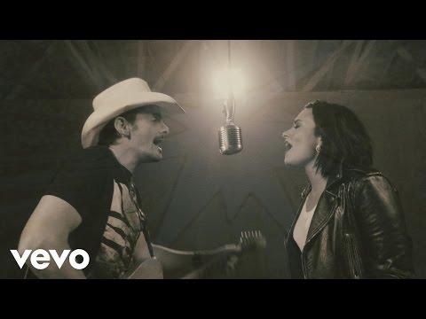 Brad Paisley – Without a Fight ft. Demi Lovato