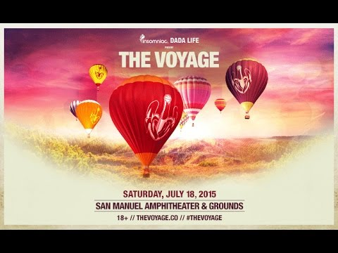 The Voyage 2015 Official Trailer