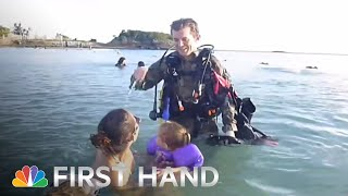 Surprise Military Scuba Homecoming | Archives | NBC News