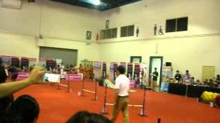 Malaysia Pet World 2013 - Jumpers Beagle 2