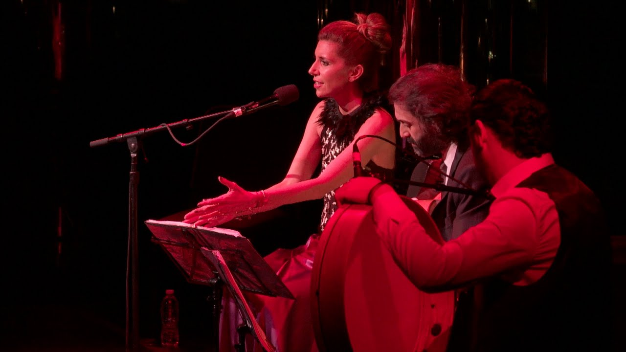 Magos & Limón at Lincoln Center's American Songbook