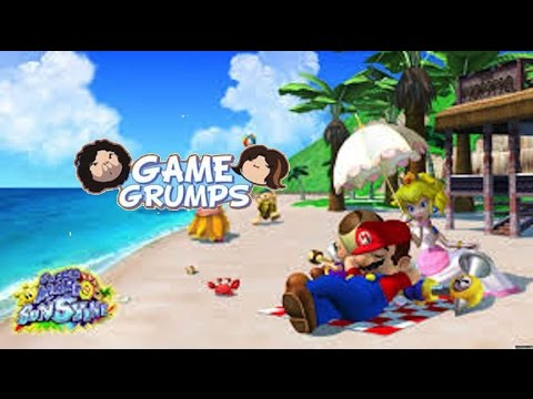Game Grumps Super Mario Sunshine Mega Compilation