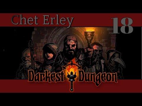 Let's Play Darkest Dungeon. Partie 18 : En direct de la poissonerie