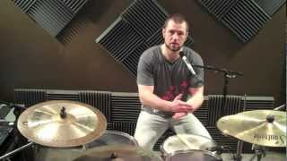 """Mastodon - """"Blasteroid"""" - How To Drum"""