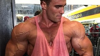Extreme Shoulder Workout, Watch with CAUTION ft VONZILLA | Calum Von Moger