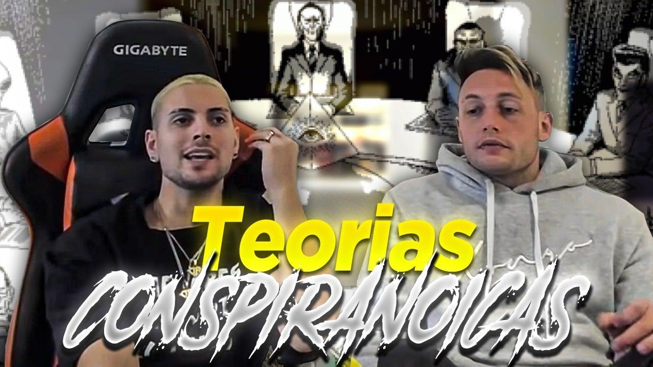 TEORIAS CONSPIRANOICAS ft COSCU