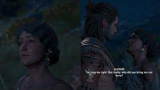 Assassin's Creed Odyssey Zopheras Romance (Alexios)