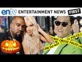 Crazy Celebrity Halloween Costumes, Disney And Hookers, But No Gangnam Style!