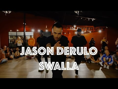 Jason Derulo - Swalla  Hamilton Evans Choreography