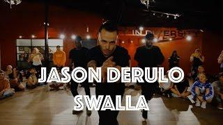 Jason Derulo - Swalla | Hamilton Evans Choreography