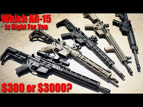How Much Should You Spend On An AR-15? Tips & Buyers Guide