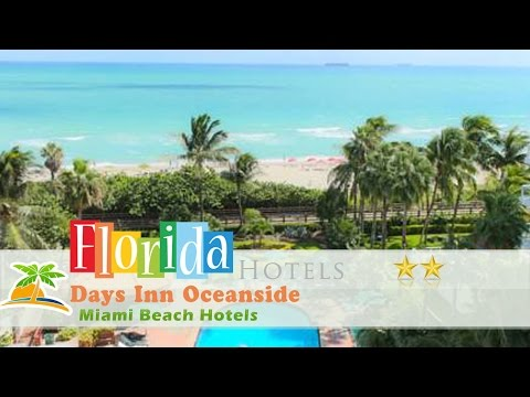 Days Inn Oceanside - Miami Beach Hotels, Florida