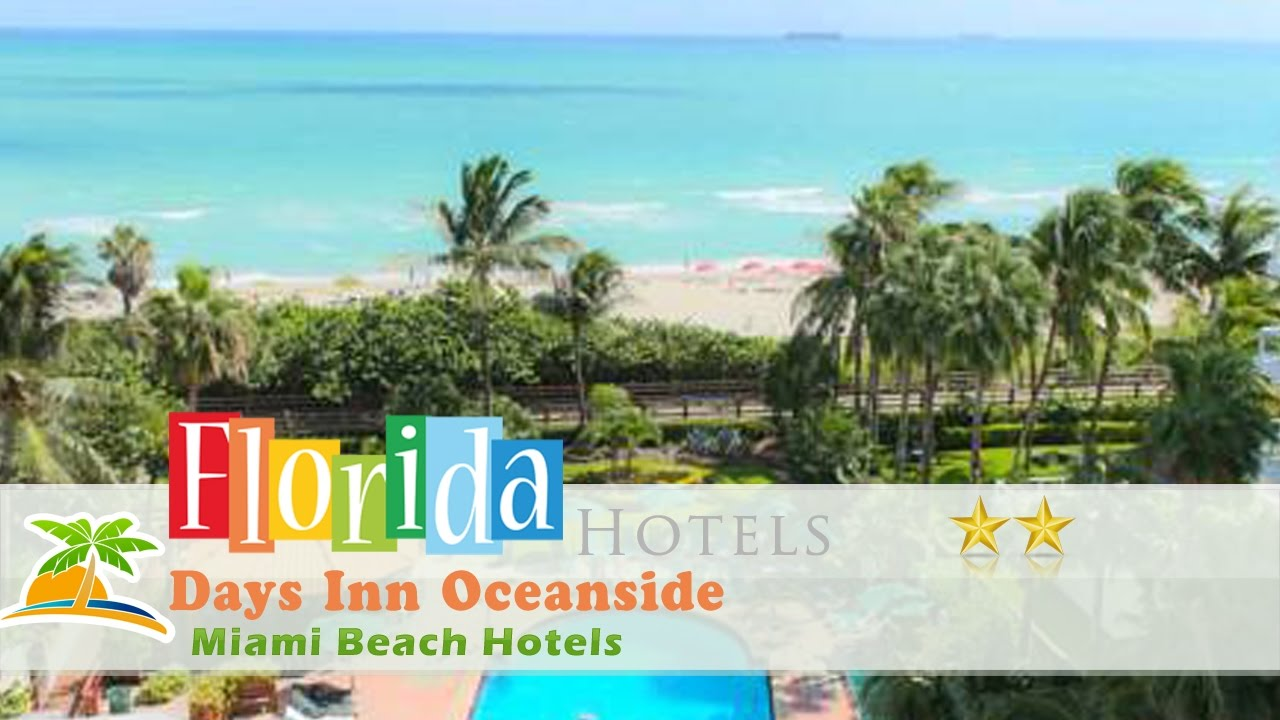 Days Inn Oceanside Miami Beach Hotels Florida