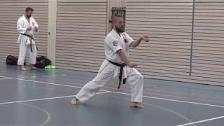 Enpi (Akatsuki Dojo Karate-MMA)