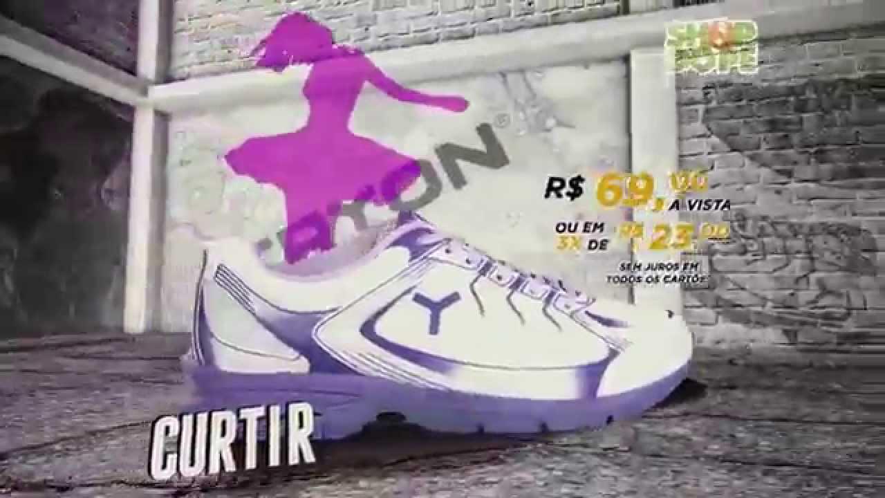 66bd4a04f8d Lançamentos Tryon - Shop do Pé - YouTube