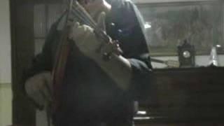 wiegende  wellen violino