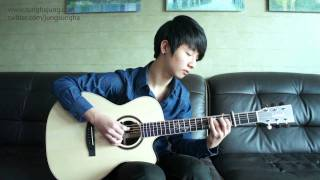 (Adele) Make You Feel My Love - Sungha Jung
