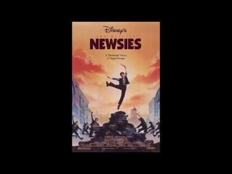 Newsies - Seize The Day (lyrics)