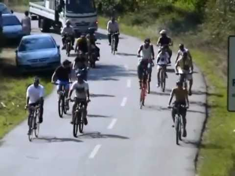 Vilar das Almas - Convivio de bicicletas 2009