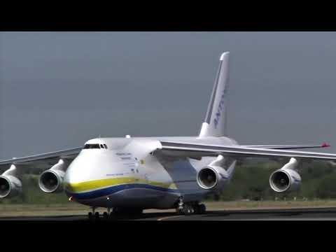 В следствии пандемии Украинские Ан - 225 «Мрія» и Ан - 124 «Руслан» завалены заказами